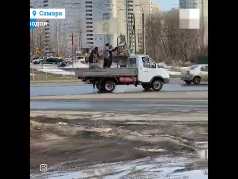 Освящение улиц Самары   63.RU