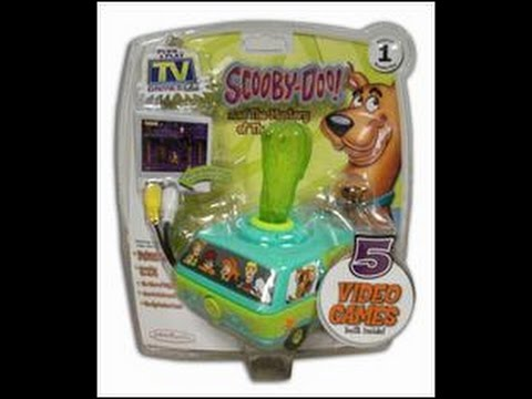 Plug n Play Games: Scooby-Doo and the Mystery of the Castle