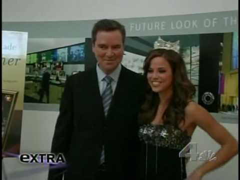Sam Haskell on Extra, May 18, 2009