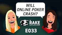 Patrick Leonard: Is Online Poker About to Crash?  Should Poker Players Form a Union? - The Rake E033