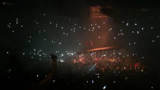 Kanye West brings out Kid Cudi in Sacramento
