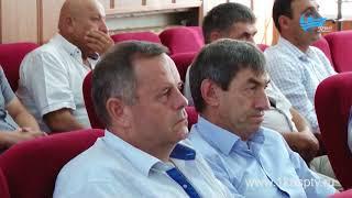 О событиях и происшествиях в Каспийске доложили Муниципальные службы на аппаратном совещании