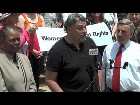 Adoption Rights Press Conference, City Hall, New York, NY, 09 June 2013