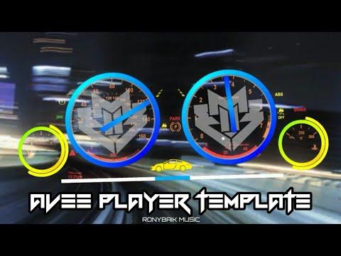 Template Speedometer By Ronybaik Music | Avee Player Music