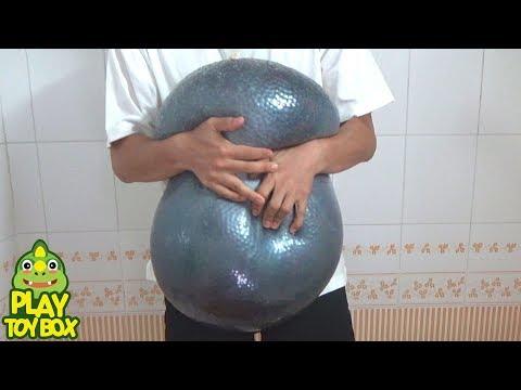 DIY BIG! Orbeez Color Balloons Stressball MIX Ball