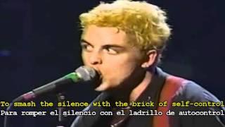 Green Day - She (Subtitulado En Español E Ingles)