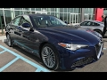2017 Alfa Romeo Giulia Ti Lusso Q4|Walk-Around Video|In-Depth Review