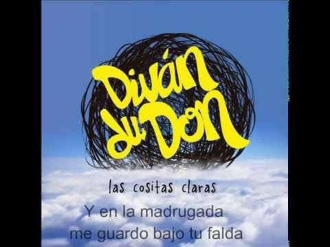 """DIVÁN DU DON """"Alegría"""" (Lyrics)"""