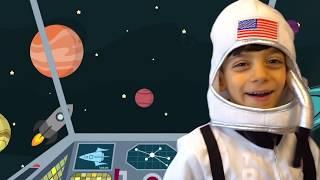 Jason to Space in Fun Adventure