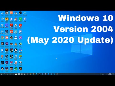 Windows 10 May 2020 Update: What's New?
