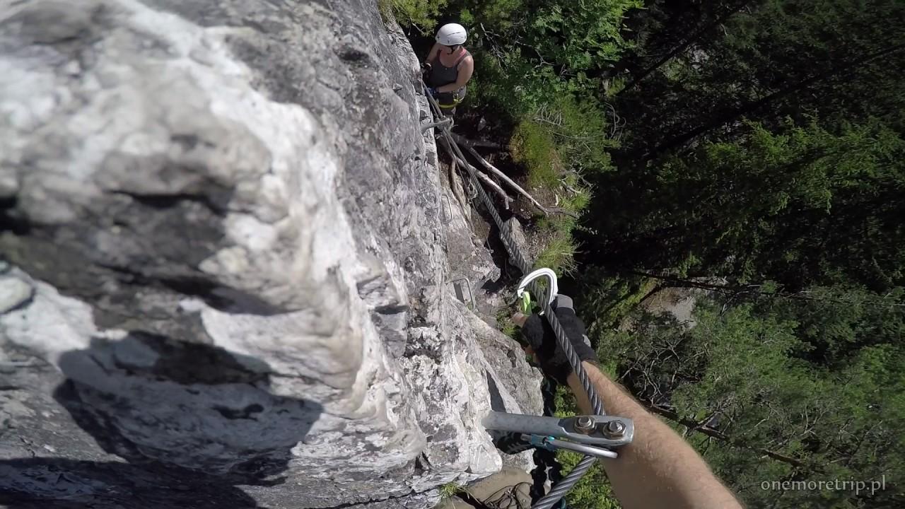 Klettersteig Lienz : Familien klettersteig via ferrata w rejonie lienz youtube