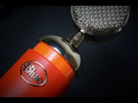 Blue Microphones Spark Cardio Condenser Mic Review and Demo