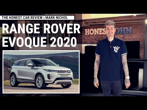 The Honest Car Review | 2020 Range Rover Evoque - admit it...you'd still want one even if it sucked