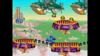 Mega Man 8: Anniversary Edition (Sega Saturn) Game Clear! (HD60)