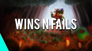 Wins n Fails! #10 by Diashen ( League of Legends )