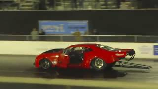 STREET OUTLAWS No Prep KIngs ROUND ONE AT GALOT!