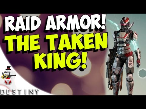 The taken king new raid reveal at e3 oryx as bos doovi