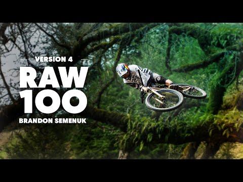 100 Seconds Of Pure Brandon Semenuk MTB Bliss.   Raw 100, Version 4