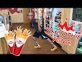 HE DID WHAT AT SMOOTHIE KING??? FOOD REVIEW