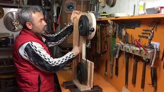 Mini Hızar (şerit testere) Yapımı