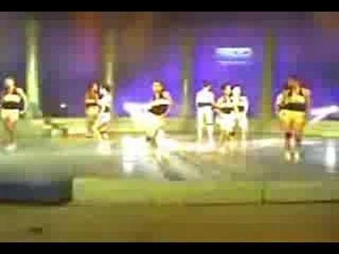 Hot step - All 4 1 - Vu dieu xanh