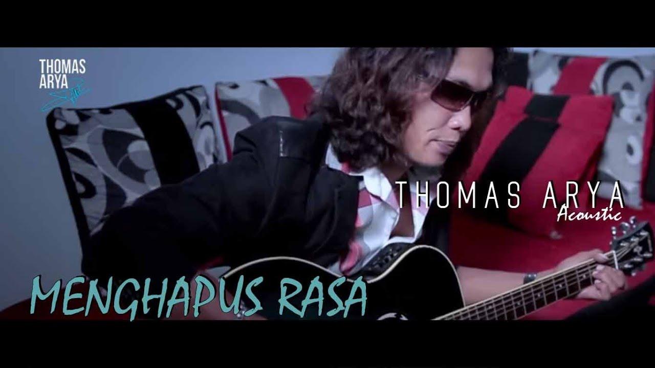 Thomas Arya - Menghapus Rasa (Acoustic)