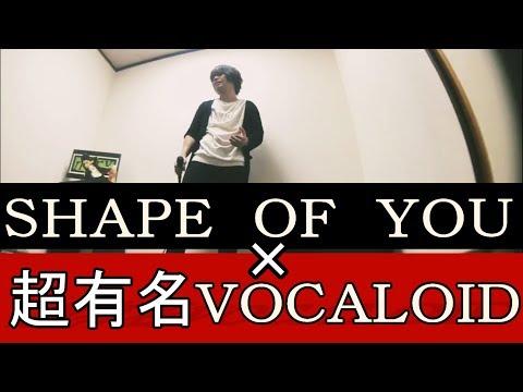 【nory】超有名ボカロ楽曲をShape of Youにのせて歌ってみた