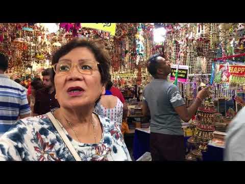 Bugis & Little India Singapore 2017
