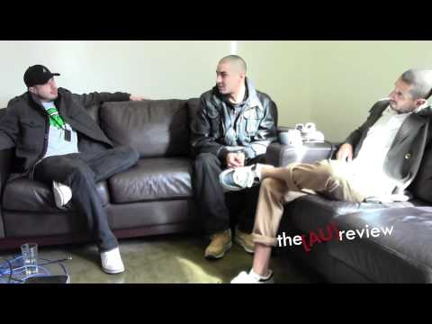 """Bliss N Eso talk """"Circus In The Sky"""" (Part One of Interview)"""