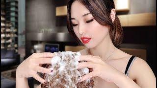 [ASMR] Relaxing Shampoo and Hair Wash