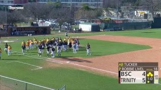 Trinity Baseball vs Birmingham Southern