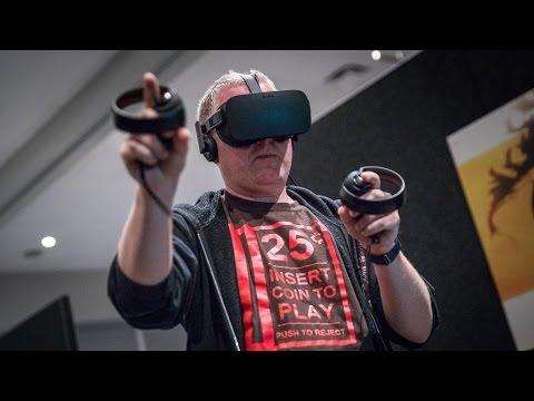 Oculus VR 'Santa Cruz' Prototype Impressions