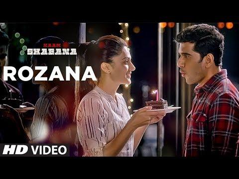 Rozana | Naam Shabana | Akshay Kumar, Taapsee Pannu, Taher Shabbir I Shreya, Rochak | Hello Ajnabi