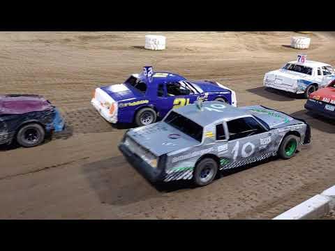 Fenton Racing Adel IA Dallas County fair grounds!