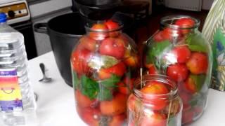 Консервирование помидоров на зиму| Маринад для помидоров