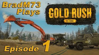 GOLD RUSH: THE GAME - PC Gameplay - Episode 1 - Game start and fast legit money!!