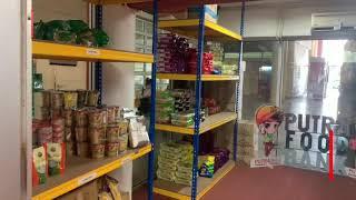 Food Bank bantu mahasiswa berjimat