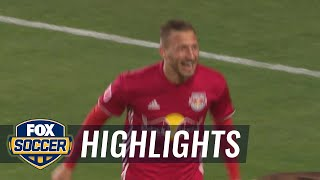 LA Galaxy vs. New York Red Bulls | 2018 MLS Highlights | FOX SOCCER