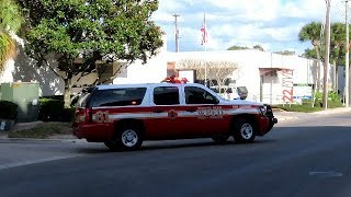 EMS 61 Responding - Winter Park Fire Rescue Department