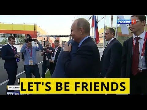 When Putin Meet Abe: Russia Starts Exporting Mazda Cars To Japan!