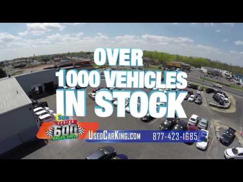 Sun Spring 600 Sales Drive
