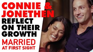 Connie And Jonethen Reflect On Their Personal Growth | Mafs 2020