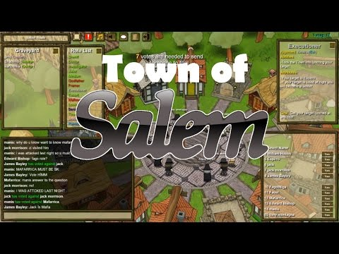 When You Arso Close To Winning (Town of Salem - Ranked Practice)