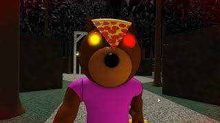 ROBLOX PIGGY 2 PIZZY DOGGY NEW JUMPSCARE - Roblox Piggy rp
