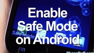 How To Enable Safe Mode On Android thumbnail
