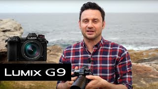 LUMIX G9 first look | The ultimate photography camera