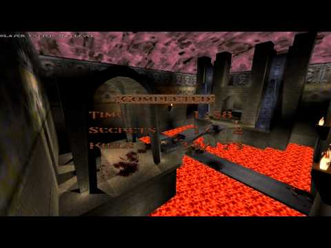 Gaming in Linux: Quake 1 with DarkPlaces Engine - YouTube