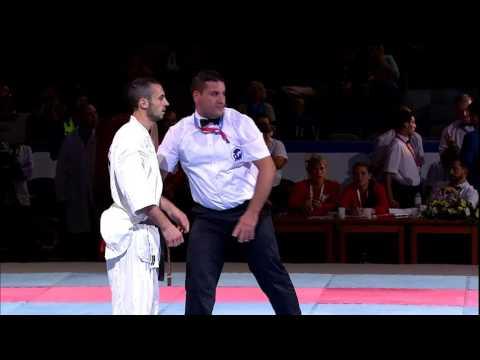 II KWU WC m-60kg. Armeniyan Sergo (Russia) vs. Arushanyan Artur (Armenia)