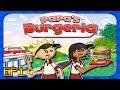 Papa's Burgeria Episode 1 The New Adventure