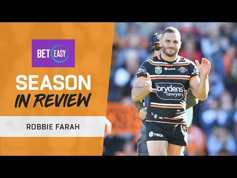 2018 Season Review: Robbie Farah
